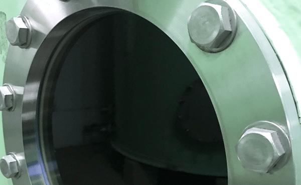圧力容器用のぞき窓